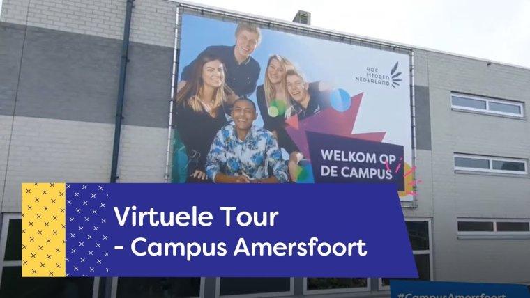 YouTube video - Business & Administration College op de Campus Amersfoort