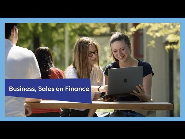 YouTube video - Voorlichting: Business, Sales & Finance